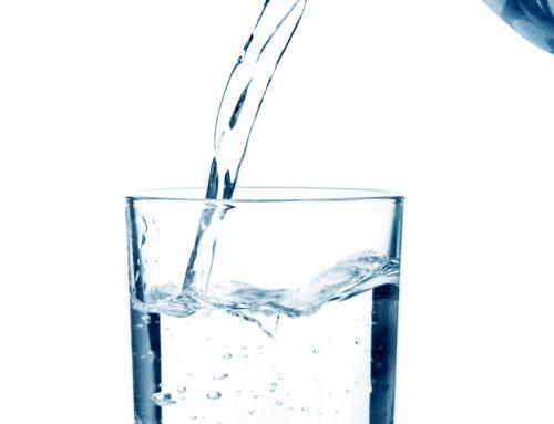 DRINKEN, DRINKEN EN NOG EENS DRINKEN VAN WATER! Waarom?